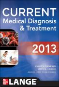 当代医学诊断和治疗(2013版)