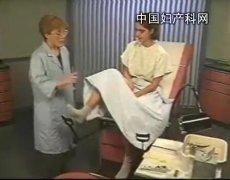 欧洲国家妇产科医生检查视频