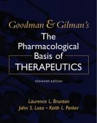 古德曼+吉尔曼治疗学的药理学基础